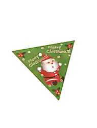 Christmas Party Tableware Cake Accessories