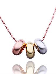 Jinfu Elegant Gold Plating  Necklace