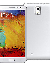 "N8000 5.5 ""Android 4.4 teléfono inteligente 3G (quad core 1,3 GHz, 1 GB de RAM + ROM 4GB, wifi, doble sim)"