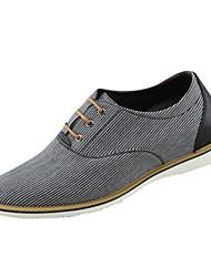 Scarpe da uomo Casual Di corda Sneakers alla moda Nero/Grigio