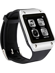 Практичный Smartчасы,камера Media Message Control/Hands-Free Вызовы/ шагомер для Андроид