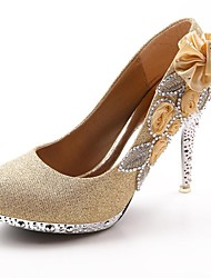 Chaussures de mariage - Rouge / Argent / Or - Mariage - Talons / Bout Arrondi - Talons - Homme