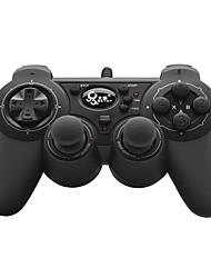 Betop btp-2126 controlador pc usb dual shock jogo de computador controlador