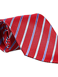 Blue&Red Striped  Tie