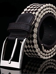Men's High Quality Fashion Canvas  Belt
