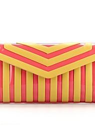 PU Casual Cross-Body bags/Shoulder Bags/Wristlets (More Colors)