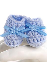 favores favor saco sapatos de bebê (conjunto de 6)