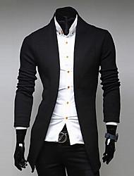 Informell Langarm - MEN - Pullover ( Baumwolle )