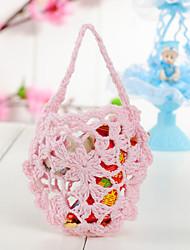 saco favor adorável bebê favorece saco (conjunto de 6)
