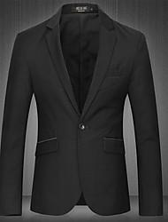 IVAN Men's Korean Fashion Winter Causal Slim Coat