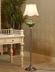 Floor Lamp Fashion Glass and Metal