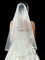 Bride Wedding Veil for Single Edge Veil