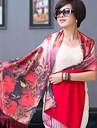 Wedding Rayon / Polyester Shawls / Scarves