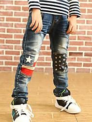 Стильные джинсы для для мальчиков