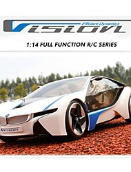MJX Toys Electric Remote Control Car VED 1:14 i8 RC Car Large Drift Radio Control RC Sports Car Model inc.battery