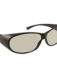 gafas 3d polarizadas 3D de formato cine 5d 4d gafas 3d