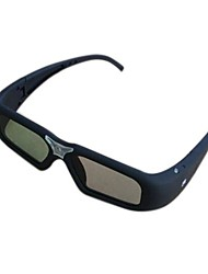 obturateur DLP-Link actif lunettes 3d rechargeables pour tous les liens 3D DLP