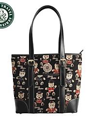 DAKA BEAR® Shoulder Bag Retro Handbags Purses Wholesale Satchel Tote Bags