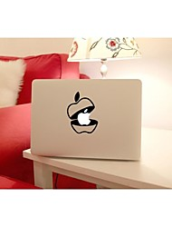 SKINAT Removable DIY funny cute box tablet and laptop sticker for you tablet and macbook Pro 15,135*205mm