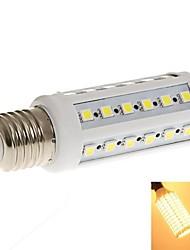 7W E26/E27 Ampoules Maïs LED T 42pcs SMD 2835 700lm lm Blanc Chaud AC 100-240 V 2 pièces