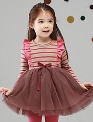 vestidos de moda flor princesa vestidos queda da menina