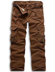 Poches multiples Salopette Pants