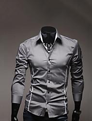fit casuale camicia moda uomo Buti