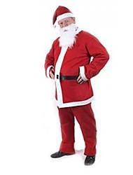 tempo di Natale Santa seme maschile adulto (175cm)