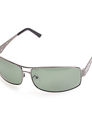 Polarized Aviator Nickel Alloy Retro Driving Sunglasses