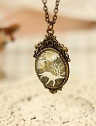 collar de Zakka de la vendimia