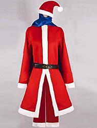 Vocaloid Kaito Red Christmas Costume