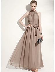 abito elegante di colore solido delle donne g.m