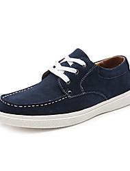 Scarpe da uomo Casual Di pelle Sneakers alla moda Blu/Rosso/Kaki