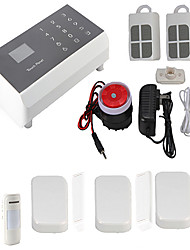 KERUI IOS Android APP GSM Wireless Voice Home Alarm Security System Auto Dialer