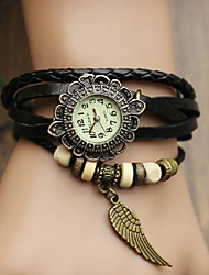 ToMoNo Wing Pendant Vintage Bracelet Watch