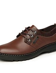 zapatos de los hombres de la moda
