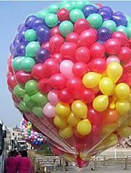 10 inches1.2g nacré ballon - 100 pièces (plus de couleurs)