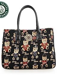DAKA BEAR® Queen Bag Commuter Bag Fashion Trend Handbag Wholesale Tote Bag