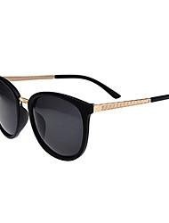 Anti-Reflective Wayfarer Aluminum Lightweight Sunglasses