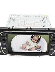 Android 7-inch 2 Din TFT Screen In-Dash Car DVD Player For Ford Mondeo With BT,Navigation GPS,RDS,IPOD,WIFI,ATV