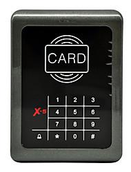 Système de contrôle de la machine carte d'accès Danmini X-5 ID