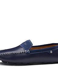 мужская обувь закрыты носок квартиры пятки бездельников обувь больше цветов