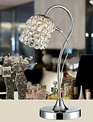 Lampe de table de cristal K9 cristal lampes de bureau chevet salon bureau mini-lampes de table fleurs