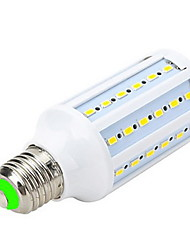 12W E26/E27 LED Spotlight / LED Globe Bulbs / LED Corn Lights T 60 SMD 5730 1000-1200 lm Warm White AC 220-240 V