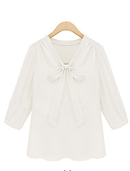 Women's Tops & Blouses , Cotton Casual Feiya