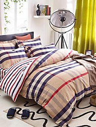 Duvet Cover Sets , Red