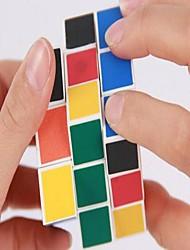 esfregar a superfície de um quadrado mágico de ordem três