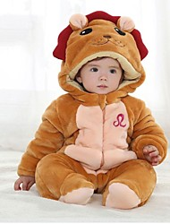 Constellation Series Leo Baby Rompers Christmas Costume