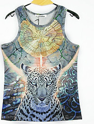col rond motif gras d'une veste de kiwis hommes