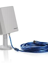jman longa distância usb wi-fi antena interior / exterior adaptador wi-fi sem fio externo de até 3000m de distância pontos quentes